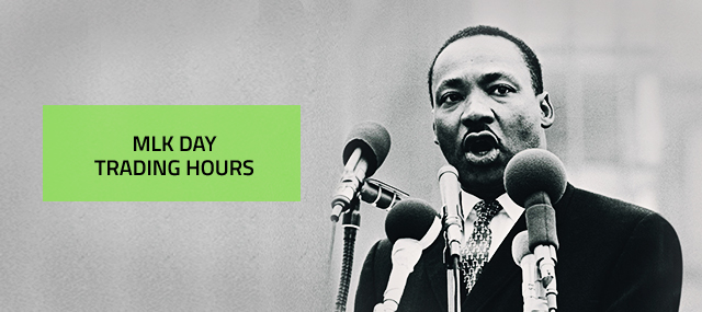 MLK Day 2019 Trading Hours