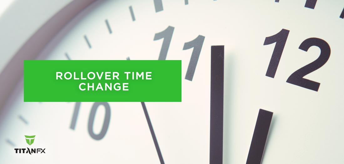 Forex rollover time